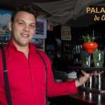 Drinkar på Paladar de Cuba