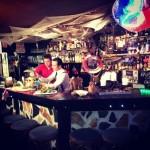 Bar på Paladar De Cuba